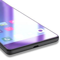 Schutzfolie Displayschutzfolie Panzerfolie Skins zum Aufkleben Gehärtetes Glas Glasfolie Anti Blue Ray für Xiaomi Redmi 3 Blau