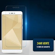 Schutzfolie Displayschutzfolie Panzerfolie Skins zum Aufkleben Gehärtetes Glas Glasfolie Anti Blue Ray für Xiaomi Redmi 4X Klar