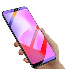 Schutzfolie Displayschutzfolie Panzerfolie Skins zum Aufkleben Gehärtetes Glas Glasfolie Anti Blue Ray für Xiaomi Redmi 6 Klar