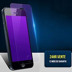 Schutzfolie Displayschutzfolie Panzerfolie Skins zum Aufkleben Gehärtetes Glas Glasfolie Anti Blue Ray L01 für Apple iPhone 4 Klar