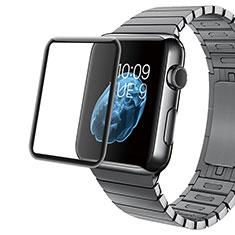 Schutzfolie Displayschutzfolie Panzerfolie Skins zum Aufkleben Gehärtetes Glas Glasfolie F05 für Apple iWatch 3 42mm Klar