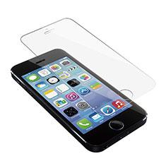Schutzfolie Displayschutzfolie Panzerfolie Skins zum Aufkleben Gehärtetes Glas Glasfolie für Apple iPhone 5C Klar