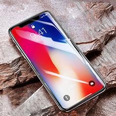 Schutzfolie Displayschutzfolie Panzerfolie Skins zum Aufkleben Gehärtetes Glas Glasfolie für Apple iPhone Xs Klar