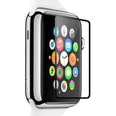 Schutzfolie Displayschutzfolie Panzerfolie Skins zum Aufkleben Gehärtetes Glas Glasfolie für Apple iWatch 3 42mm Klar