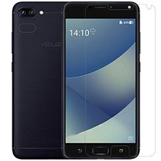 Schutzfolie Displayschutzfolie Panzerfolie Skins zum Aufkleben Gehärtetes Glas Glasfolie für Asus Zenfone 4 Max ZC554KL Klar