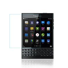 Schutzfolie Displayschutzfolie Panzerfolie Skins zum Aufkleben Gehärtetes Glas Glasfolie für Blackberry Passport Q30 Klar