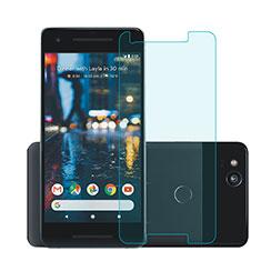 Schutzfolie Displayschutzfolie Panzerfolie Skins zum Aufkleben Gehärtetes Glas Glasfolie für Google Pixel 2 Klar
