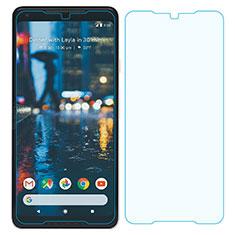 Schutzfolie Displayschutzfolie Panzerfolie Skins zum Aufkleben Gehärtetes Glas Glasfolie für Google Pixel 2 XL Klar
