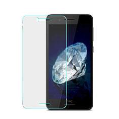 Schutzfolie Displayschutzfolie Panzerfolie Skins zum Aufkleben Gehärtetes Glas Glasfolie für HTC Desire 728 728g Klar