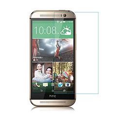 Schutzfolie Displayschutzfolie Panzerfolie Skins zum Aufkleben Gehärtetes Glas Glasfolie für HTC One M7 Klar