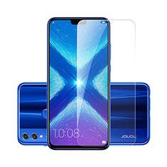 Schutzfolie Displayschutzfolie Panzerfolie Skins zum Aufkleben Gehärtetes Glas Glasfolie für Huawei Honor 8X Klar