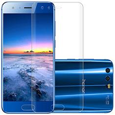 Schutzfolie Displayschutzfolie Panzerfolie Skins zum Aufkleben Gehärtetes Glas Glasfolie für Huawei Honor 9 Klar
