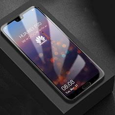 Schutzfolie Displayschutzfolie Panzerfolie Skins zum Aufkleben Gehärtetes Glas Glasfolie für Huawei P20 Klar
