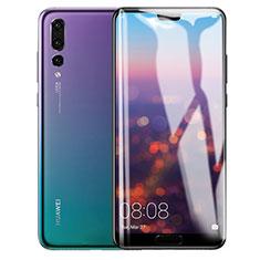 Schutzfolie Displayschutzfolie Panzerfolie Skins zum Aufkleben Gehärtetes Glas Glasfolie für Huawei P20 Pro Klar