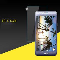Schutzfolie Displayschutzfolie Panzerfolie Skins zum Aufkleben Gehärtetes Glas Glasfolie für LG X Cam Klar