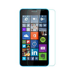 Schutzfolie Displayschutzfolie Panzerfolie Skins zum Aufkleben Gehärtetes Glas Glasfolie für Microsoft Lumia 640 Klar
