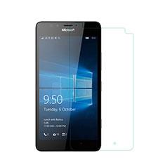 Schutzfolie Displayschutzfolie Panzerfolie Skins zum Aufkleben Gehärtetes Glas Glasfolie für Microsoft Lumia 950 Klar