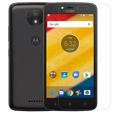Schutzfolie Displayschutzfolie Panzerfolie Skins zum Aufkleben Gehärtetes Glas Glasfolie für Motorola Moto C Plus Klar