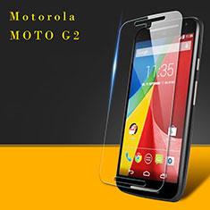 Schutzfolie Displayschutzfolie Panzerfolie Skins zum Aufkleben Gehärtetes Glas Glasfolie für Motorola Moto G (2nd Gen) Klar