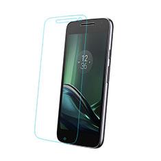 Schutzfolie Displayschutzfolie Panzerfolie Skins zum Aufkleben Gehärtetes Glas Glasfolie für Motorola Moto G4 Plus Klar