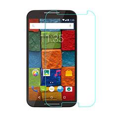 Schutzfolie Displayschutzfolie Panzerfolie Skins zum Aufkleben Gehärtetes Glas Glasfolie für Motorola Moto X (2nd Gen) Klar
