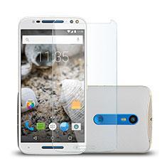 Schutzfolie Displayschutzfolie Panzerfolie Skins zum Aufkleben Gehärtetes Glas Glasfolie für Motorola Moto X Style Klar