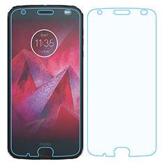 Schutzfolie Displayschutzfolie Panzerfolie Skins zum Aufkleben Gehärtetes Glas Glasfolie für Motorola Moto Z2 Force Klar