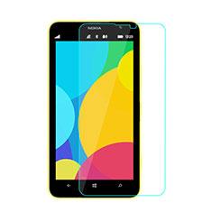 Schutzfolie Displayschutzfolie Panzerfolie Skins zum Aufkleben Gehärtetes Glas Glasfolie für Nokia Lumia 1320 Klar