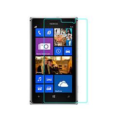 Schutzfolie Displayschutzfolie Panzerfolie Skins zum Aufkleben Gehärtetes Glas Glasfolie für Nokia Lumia 925 Klar