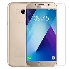 Schutzfolie Displayschutzfolie Panzerfolie Skins zum Aufkleben Gehärtetes Glas Glasfolie für Samsung Galaxy A5 (2017) SM-A520F Klar