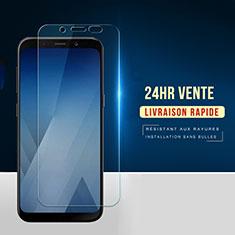Schutzfolie Displayschutzfolie Panzerfolie Skins zum Aufkleben Gehärtetes Glas Glasfolie für Samsung Galaxy A5 (2018) A530F Klar