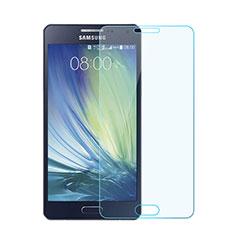 Schutzfolie Displayschutzfolie Panzerfolie Skins zum Aufkleben Gehärtetes Glas Glasfolie für Samsung Galaxy A5 Duos SM-500F Klar