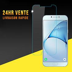 Schutzfolie Displayschutzfolie Panzerfolie Skins zum Aufkleben Gehärtetes Glas Glasfolie für Samsung Galaxy A8 (2016) A8100 A810F Klar