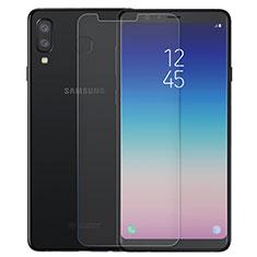 Schutzfolie Displayschutzfolie Panzerfolie Skins zum Aufkleben Gehärtetes Glas Glasfolie für Samsung Galaxy A8 Star Klar