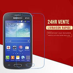 Schutzfolie Displayschutzfolie Panzerfolie Skins zum Aufkleben Gehärtetes Glas Glasfolie für Samsung Galaxy Ace 3 S7270 S7272 S7275 Klar