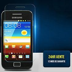 Schutzfolie Displayschutzfolie Panzerfolie Skins zum Aufkleben Gehärtetes Glas Glasfolie für Samsung Galaxy Ace S5830 S5830i S5839 S5839i Klar