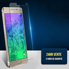 Schutzfolie Displayschutzfolie Panzerfolie Skins zum Aufkleben Gehärtetes Glas Glasfolie für Samsung Galaxy Alpha Alfa SM-G850F G850FQ G850 Klar