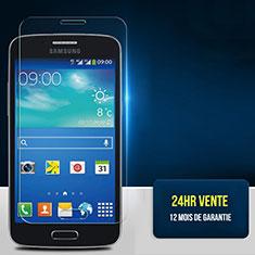 Schutzfolie Displayschutzfolie Panzerfolie Skins zum Aufkleben Gehärtetes Glas Glasfolie für Samsung Galaxy Core LTE 4G G386F Klar