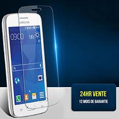 Schutzfolie Displayschutzfolie Panzerfolie Skins zum Aufkleben Gehärtetes Glas Glasfolie für Samsung Galaxy Core Mini G3568V Klar