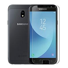 Schutzfolie Displayschutzfolie Panzerfolie Skins zum Aufkleben Gehärtetes Glas Glasfolie für Samsung Galaxy J5 (2017) SM-J750F Klar