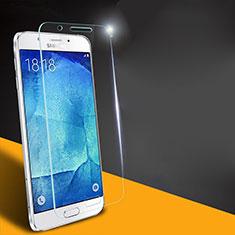 Schutzfolie Displayschutzfolie Panzerfolie Skins zum Aufkleben Gehärtetes Glas Glasfolie für Samsung Galaxy J5 (2017) Version Americaine Klar