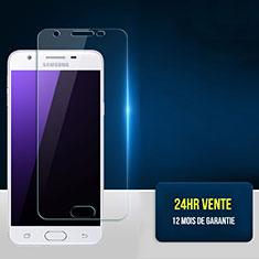 Schutzfolie Displayschutzfolie Panzerfolie Skins zum Aufkleben Gehärtetes Glas Glasfolie für Samsung Galaxy J5 Prime G570F Klar