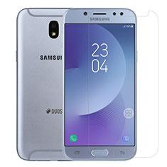 Schutzfolie Displayschutzfolie Panzerfolie Skins zum Aufkleben Gehärtetes Glas Glasfolie für Samsung Galaxy J5 Pro (2017) J530Y Klar