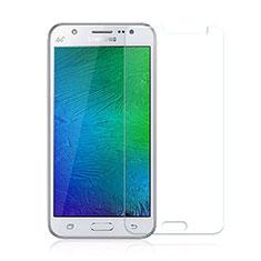 Schutzfolie Displayschutzfolie Panzerfolie Skins zum Aufkleben Gehärtetes Glas Glasfolie für Samsung Galaxy J5 SM-J500F Klar