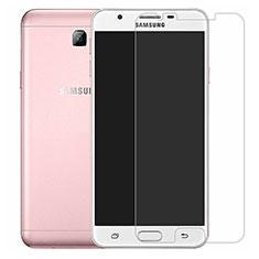 Schutzfolie Displayschutzfolie Panzerfolie Skins zum Aufkleben Gehärtetes Glas Glasfolie für Samsung Galaxy J7 Prime Klar
