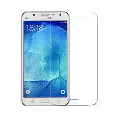 Schutzfolie Displayschutzfolie Panzerfolie Skins zum Aufkleben Gehärtetes Glas Glasfolie für Samsung Galaxy J7 SM-J700F J700H Klar