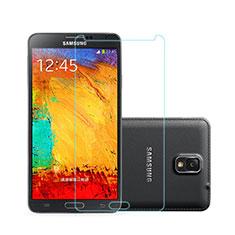 Schutzfolie Displayschutzfolie Panzerfolie Skins zum Aufkleben Gehärtetes Glas Glasfolie für Samsung Galaxy Note 3 N9000 Klar