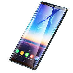 Schutzfolie Displayschutzfolie Panzerfolie Skins zum Aufkleben Gehärtetes Glas Glasfolie für Samsung Galaxy Note 9 Klar