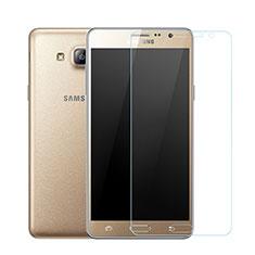 Schutzfolie Displayschutzfolie Panzerfolie Skins zum Aufkleben Gehärtetes Glas Glasfolie für Samsung Galaxy On7 G600FY Klar
