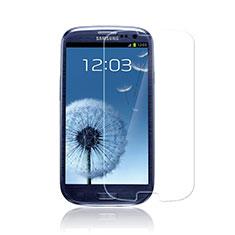 Schutzfolie Displayschutzfolie Panzerfolie Skins zum Aufkleben Gehärtetes Glas Glasfolie für Samsung Galaxy S3 III LTE 4G Klar
